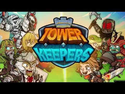 Vídeo do Tower Keepers