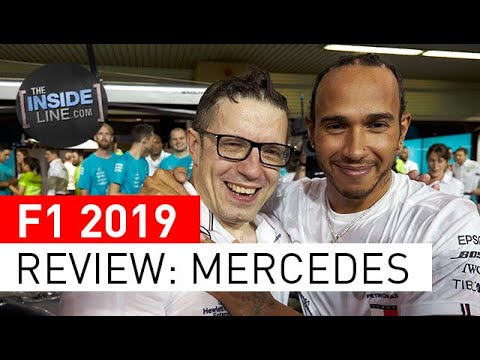Image: WATCH: Mercedes Season Review: Winter struggles to 6x champions