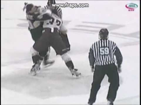 Greg Amadio vs. Paul Bissonnette