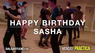 The BIGGEST birthday dance EVER