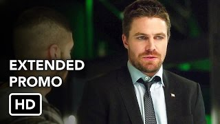 "Сериал ""Стрела"", Arrow 5x11 Extended Promo ""Second Chances"" (HD) Season 5 Episode 11 Extended Promo"
