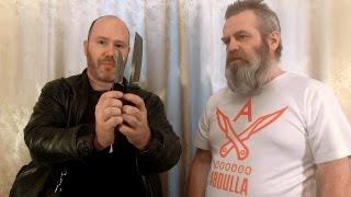 Скрытное ношение ножей