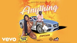 Popcaan   Anything (Official Audio)