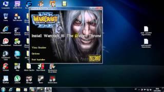 Como jogar Warcraft 3 - (Dota) online pelo Garena