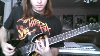 Anthrax In The End (Guitar Cover)