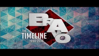 Official Aftermovie: Best of Bravohits The Timeline (4.5.2016)