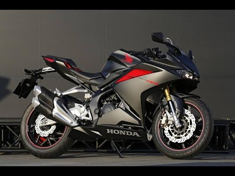Quick Review Detail Honda CBR250RR