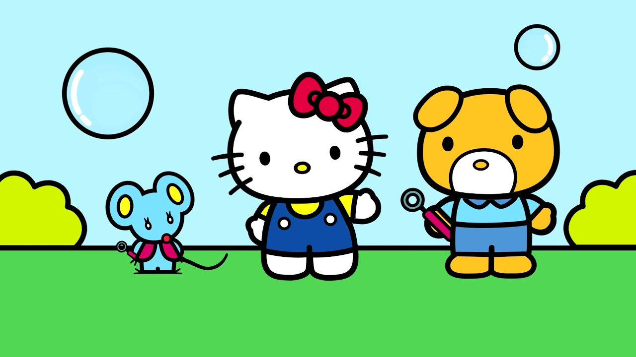 Hello Kitty - English Dub Sample