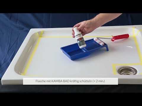 Antirutsch-Beschichtung KAMBA Bad für Badewanne & Boden