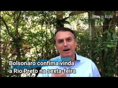Candidato a presidente do PSL, Jair Bolsonaro