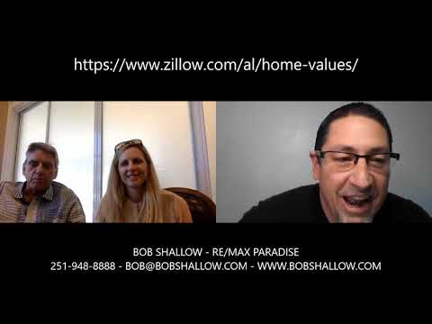 ALABAMA REAL ESTATE & SUNSHINE WITH BOB SHALLOW PART 3