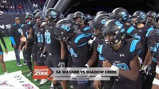 Shadow Creek vs Wagner  12-15-18