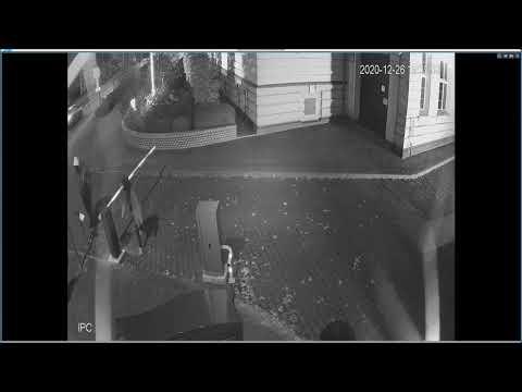 Wideo1: Poszukują sprawcy tego aktu wandalizmu