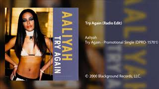 Aaliyah - Try Again (Radio Edit)
