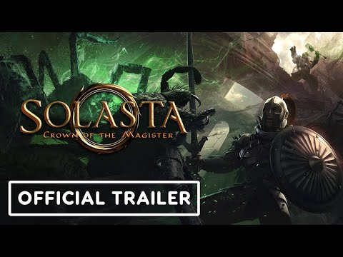 Solasta: Crown of the Magister (PC) - Steam Gift - GLOBAL - 1