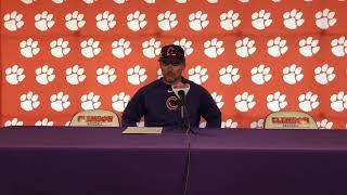 Clemson Baseball || Lee, Clark, Wilkie, Jones - 3/16/19