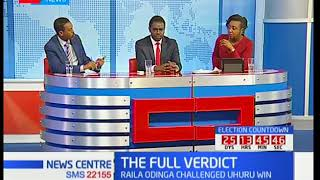 News Center: Analysis of the Supreme Court full verdict part 2