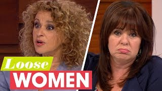 Coleen Can't Understand Nadia's Enthusiasm for PMT   Loose Women