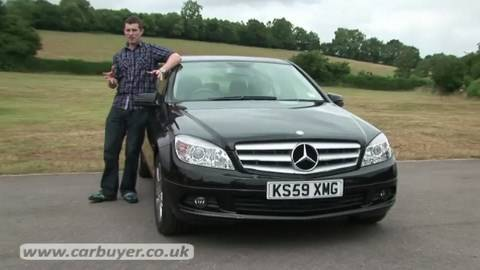 Mercedes C-Class saloon 2007 - 2011 review - CarBuyer