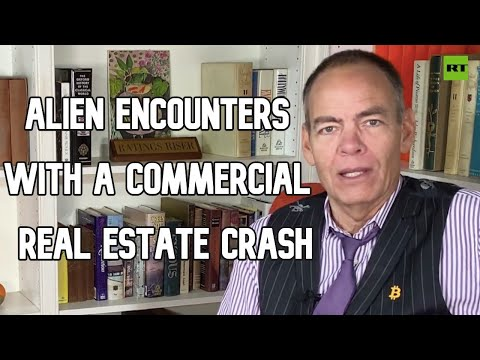 Keiser Report | Alien Encounters with a Commercial Real Estate Crash | E1600