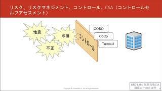 コントロール、リスク、リスクマネジメント、ERM(エンタープライズ リスク マネジメント)の関係