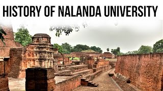History of Nalanda University नालंदा विश्वविद्यालय का इतिहास UNESCO World Heritage site