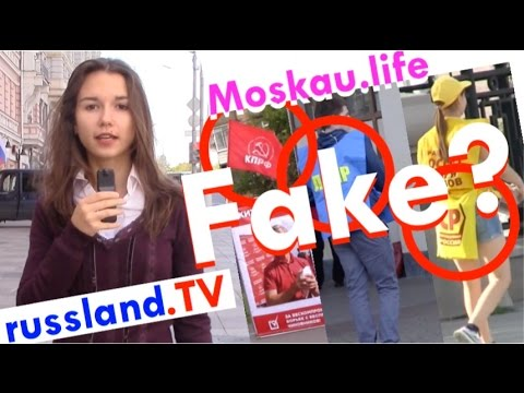 Fake-Opposition in Russland? [Video]