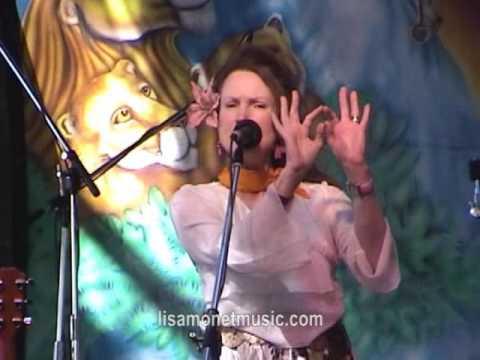 Lisa Monet -Sierra Nevada World Music Festival
