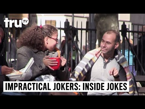 Impractical Jokers: Inside Jokes - Murr's Park Blankie | truTV