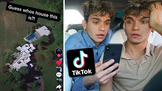 Reacting To TikToks About Us! (HE EXPOSED US)
