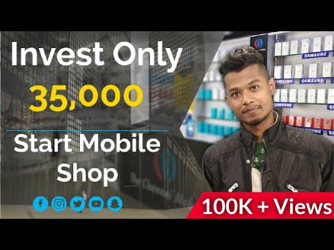 , title : 'Mobile Shop Bussiness Start Only 35,000 Investment || Offline Bussiness Idea after Lockdown