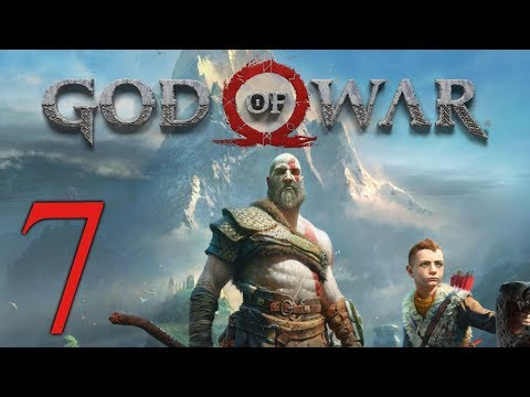 God of War (2018) playthrough pt7 - A Forceful Exit/Their New Journey Begins