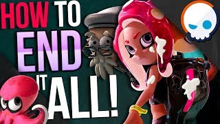 Splatoon 2's World is RUINED! But is That Even Possible? | Gnoggin | Splatoon Apocalypse Theory - dooclip.me