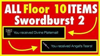 swordburst 2 floor 10 music - TH-Clip