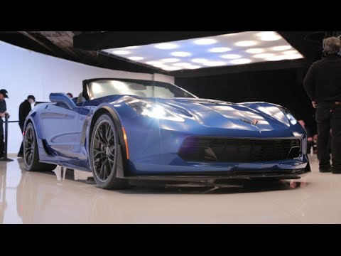 2015 Chevrolet Corvette Z06 Convertible - 2014 New York Auto Show