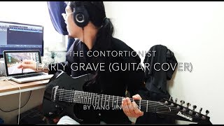 The Contortionist   Early Grave (Guitar Cover & Lesson)