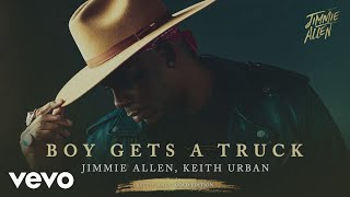Jimmie Allen Boy Gets A Truck (feat. Keith Urban)