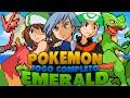 Pok mon Emerald: Jogo Completo At Zerar gameplay Em 108