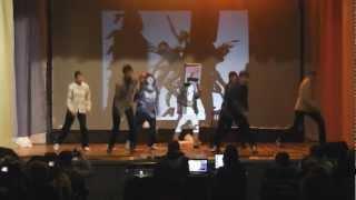 Команда 911 школы №6 в конкурсе Танцуй класс (30.03.12)