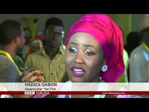 BBCHausa at the 2nd Annual Kannywood Awards 02 03 2015