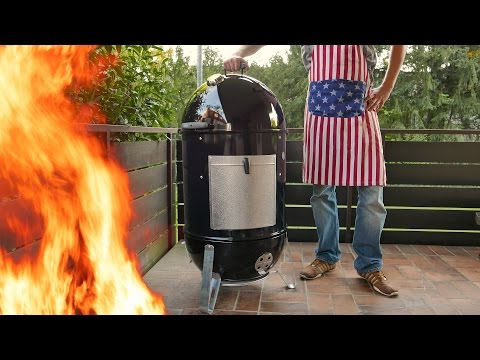 Johnny checkt: Weber Smokey Mountain 57 cm - Die Grillshow Special