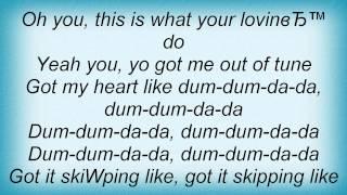 Jordin Sparks - Skipping A Beat Lyrics