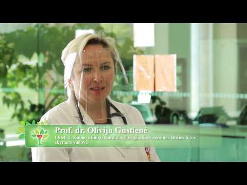 Inkstų arterijos stenozės hipertenzijos gydymas