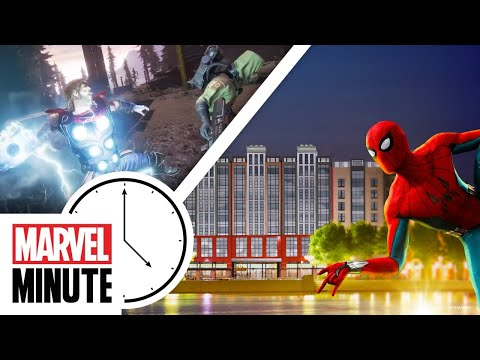 Avengers: Endgame hits Disney+ TOMORROW, a new Marvel hotel, and more!   Marvel Minute