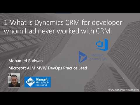What is Microsoft Dynamics CRM   Dynamics CRM Training