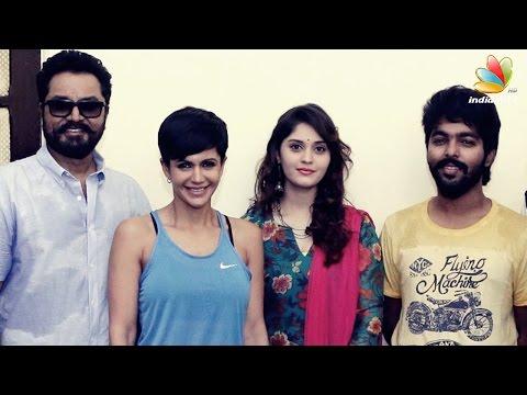 GV-Prakash-and-Surabhis-Adangathey-Pooja--New-Tamil-Movie-Sarathkumar-Mandira-Bedi