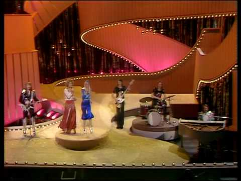 ABBA Waterloo Eurovision 1974 (High Quality)