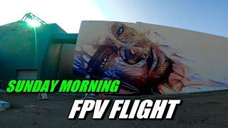 JW FPV-Sunday morning FPV flight