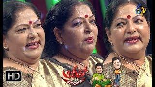 Alitho Saradaga | 11th  February 2019 | Vijaya Lalitha (Actress) | ETV Telugu