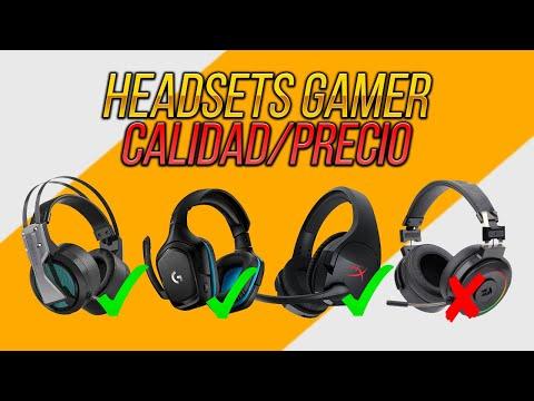 TOP: MEJORES HEADSET PARA GAMING 2020 CALIDAD/PRECIO PARA ARMAR UN PC GAMER BARATO